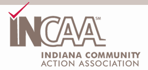 Region V State IN-CAA Logo